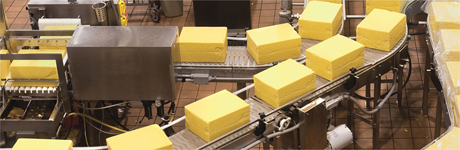 Food processing lubricants